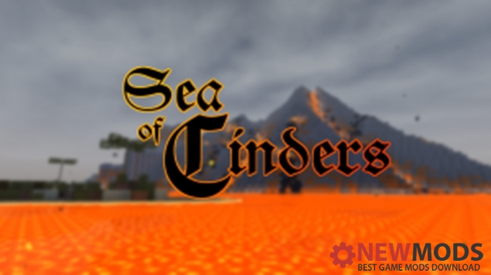 Photo of Minecraft – Sea of Cinders CTM Map