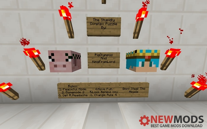 Photo of Minecraft – The Stupidly Complex Redstone Puzzle Map