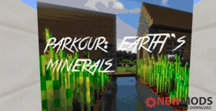 Photo of Minecraft – Earth's Minerals Parkour Map
