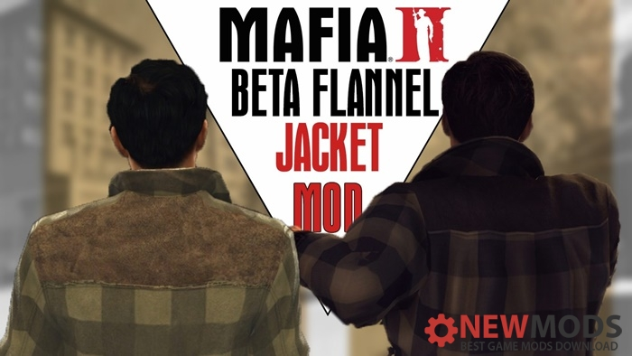 Photo of Mafia 2 – Beta Flannel Jacket Mod