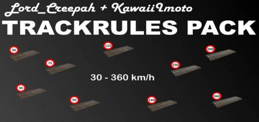 Photo of Transport Fever – Lord Creepah and KawaiiImotos Trackrules Pack