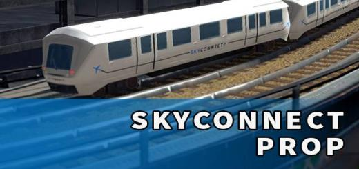 Photo of Cities Skylines – SkyConnect Prop