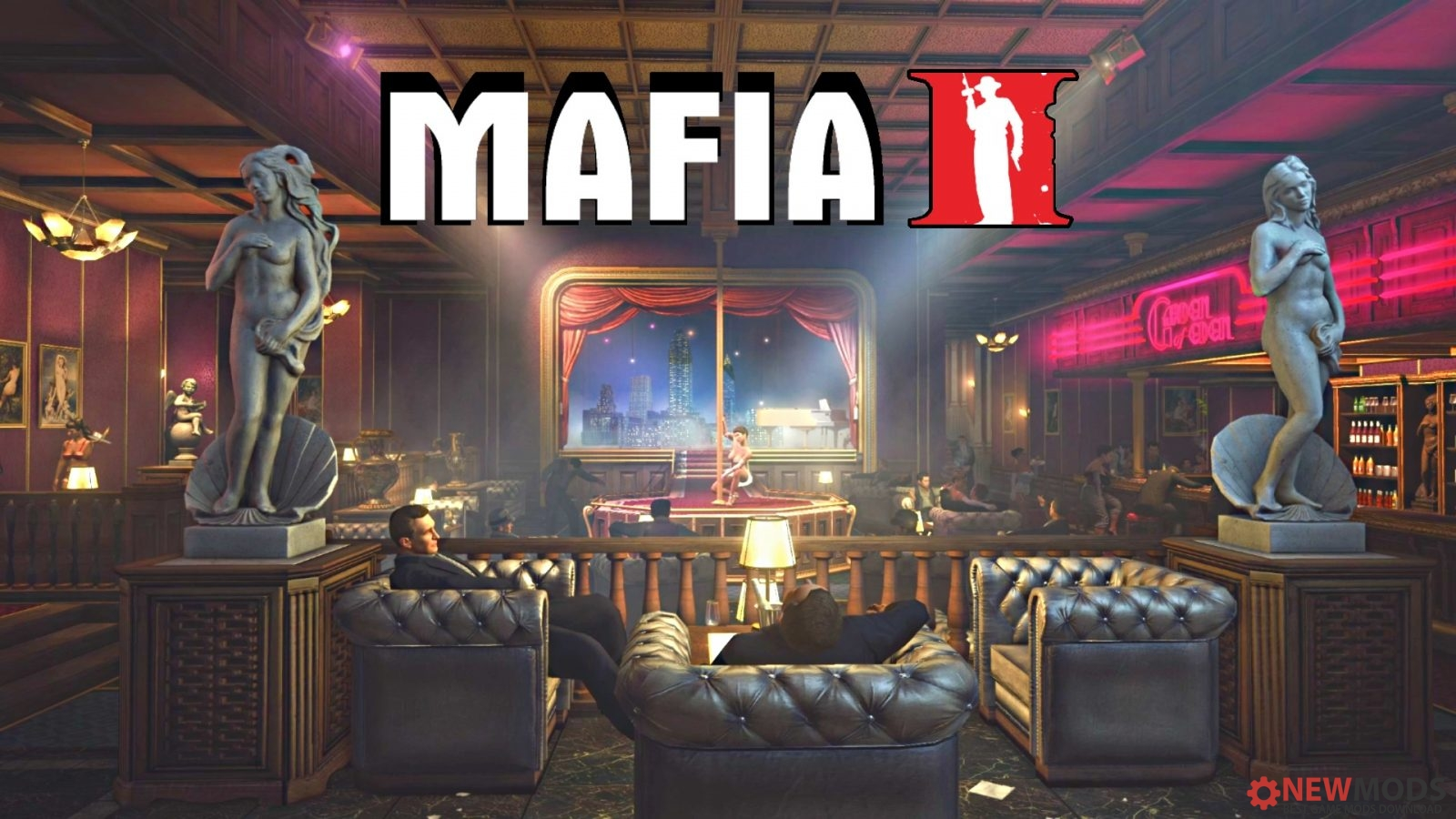 Photo of Mafia 2 – Fixed Camera Mod