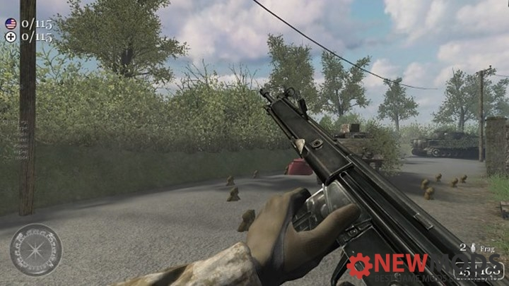 Photo of Call Of Duty 2 – G3 Weapon Mod