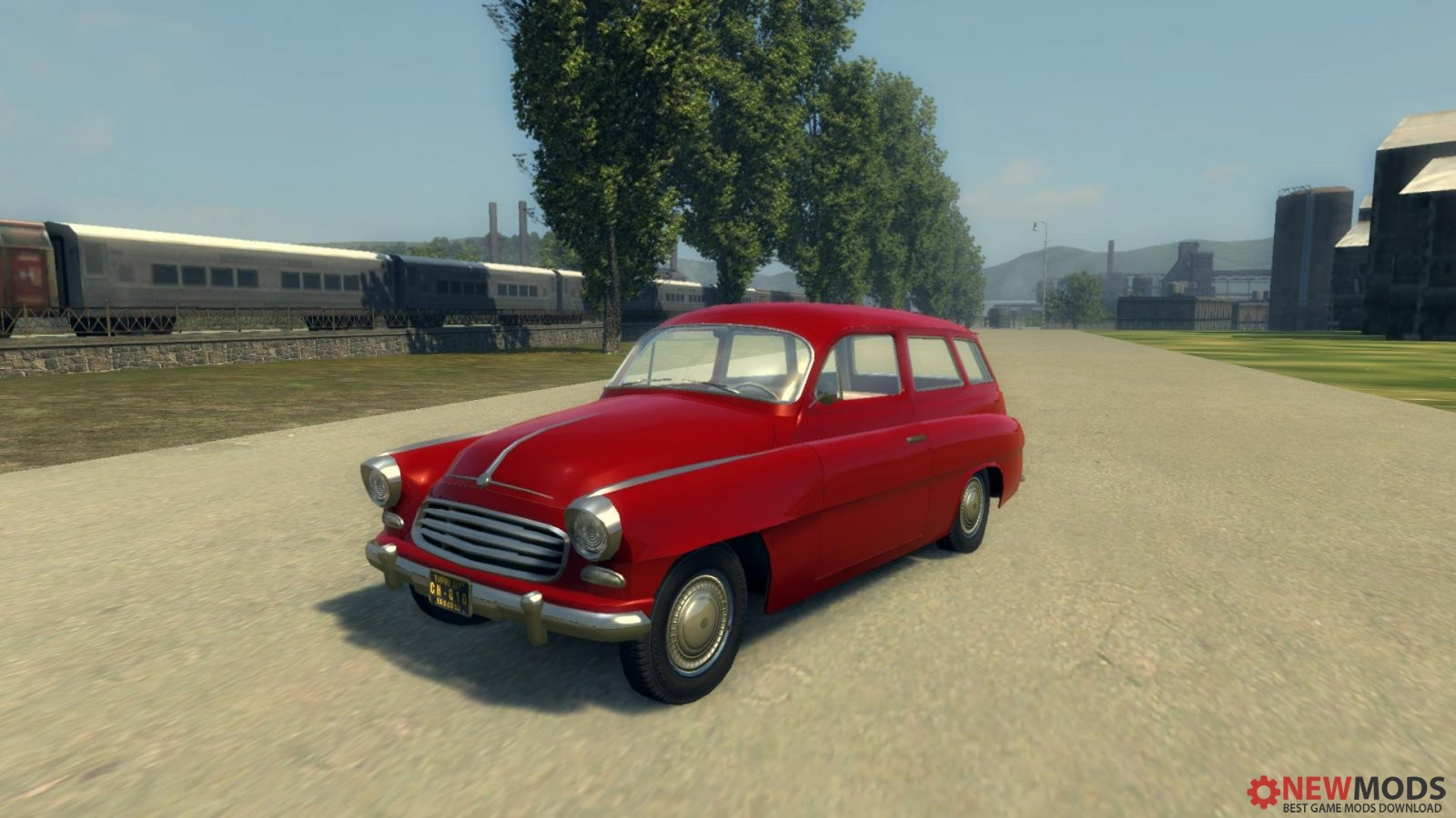 Photo of Mafia 2 – Ruscko (Skoda Octavia Combi 1961)