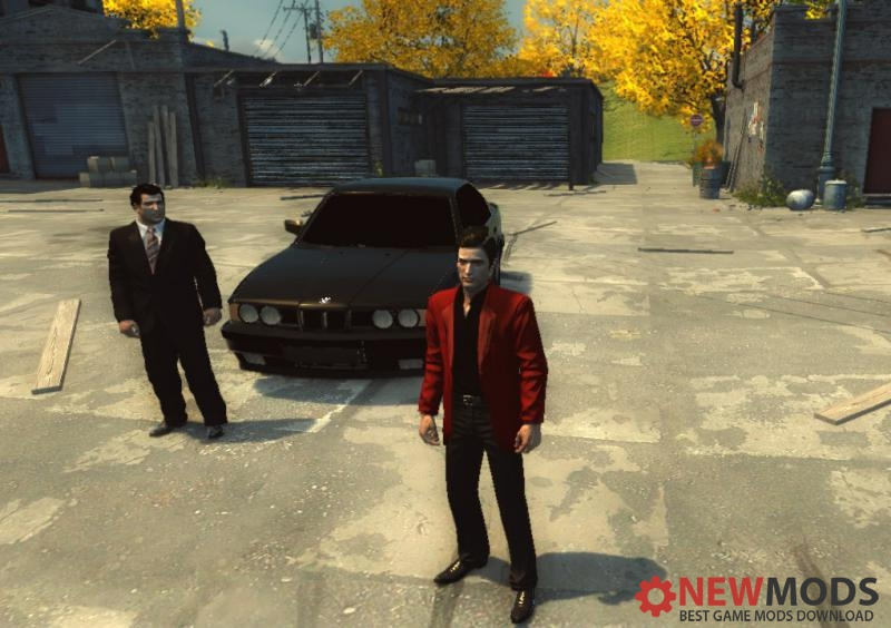Photo of Mafia 2 – Custome from The Nineties for Vito