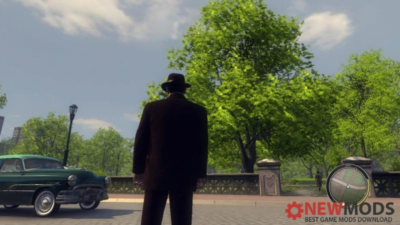 Photo of Mafia 2 – New Tree Textures