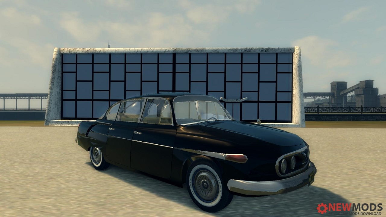 Photo of Mafia 2 – Tatra 603
