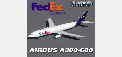 Photo of Cities Skylines – Airbus A300-600 – FedEx Express