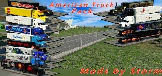 Photo of Transport Fever – American Truck Pack with asset