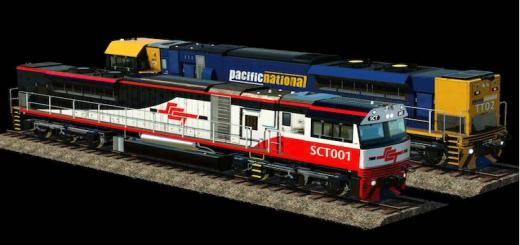 Photo of Transport Fever – [AU] GT46C-ACe Locomotives