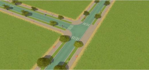 Photo of Cities Skylines – Bike-Only Road