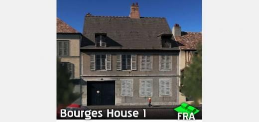 Photo of Cities Skylines – Bourges House 1 [France]