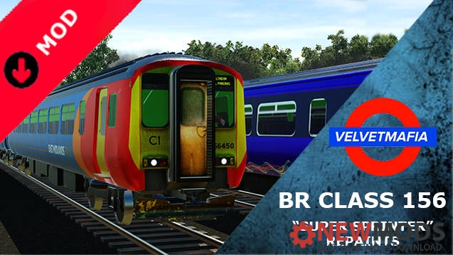 Photo of Transport Fever – British Rail Class 156 Repaints