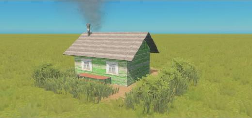 Photo of Cities Skylines – Wooden Lodge-A