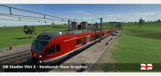 Photo of Transport Fever – Deutsche Bahn DB Regio Stadler Flirt 2
