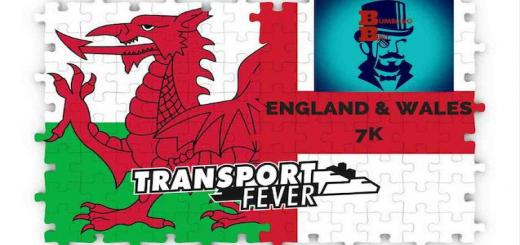 Photo of Transport Fever – England And Wales 7K