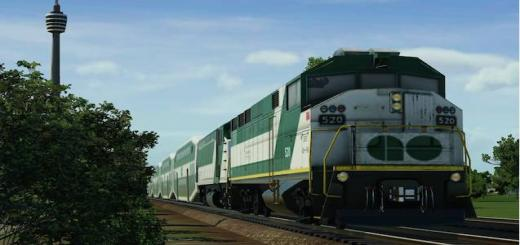 Photo of Transport Fever – GO Transit Compilation Pack