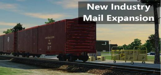 Photo of Transport Fever – New Industry Mail Expansion