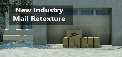 Photo of Transport Fever – New Industry Mail Retexture