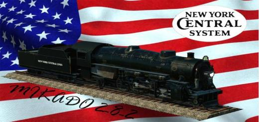 Photo of Transport Fever – New York Central 2-8-2 Mikado Pack