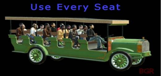 Photo of Transport Fever – Use Every Seat