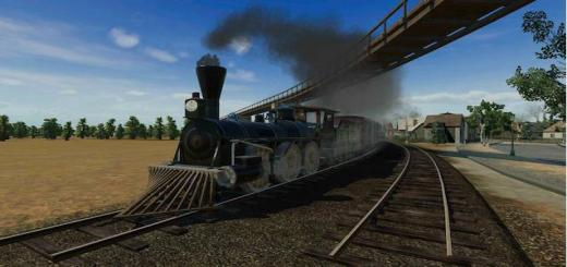 Photo of Transport Fever – 2-6-0 Early Mogul