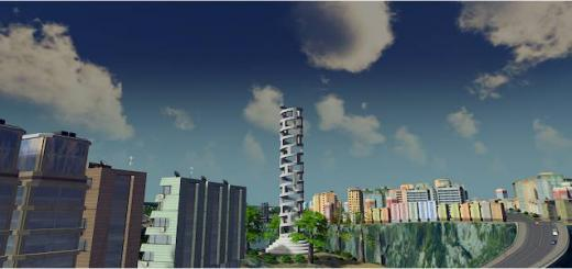 Photo of Cities Skylines – 2tone – Spiral Totem