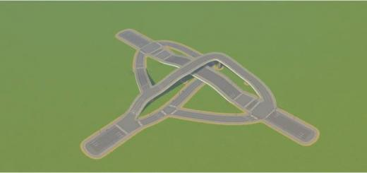 Photo of Cities Skylines – Bazz 6 to 4 T without Tunnel
