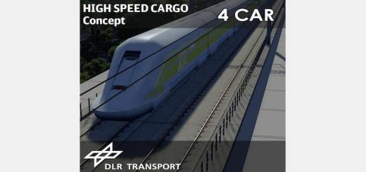 Photo of Cities Skylines – DLR – NGT Cargo (4Cars)