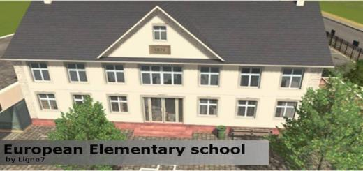 Photo of Cities Skylines – European Elementary School