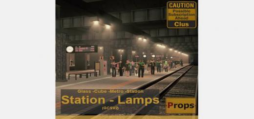 Photo of Cities Skylines – GCSV2 – Lamps
