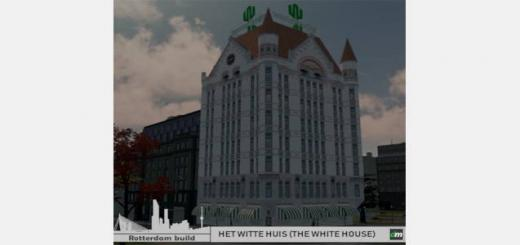 Photo of Cities Skylines – Het witte huis (the white house)