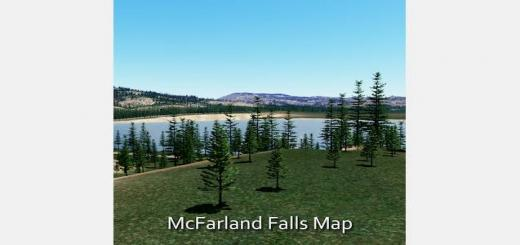 Photo of Cities Skylines – McFarland Falls Map