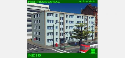 Photo of Cities Skylines – NE1B High Residential