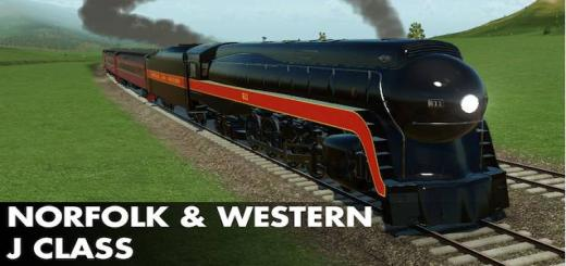 Photo of Transport Fever – Norfolk & Western J Class