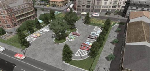 Photo of Cities Skylines – Parking-Zone 6 x 6