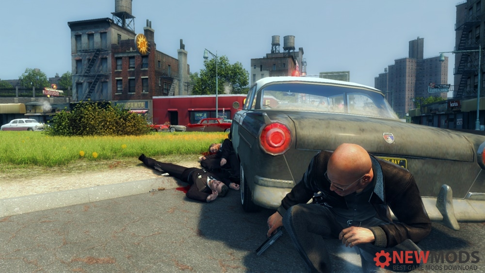 Photo of Mafia 2 – Seen And Not Heard (Disable Police Radio)