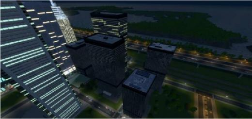 Photo of Cities Skylines – (UPDATED) TD South Tower [RICO]