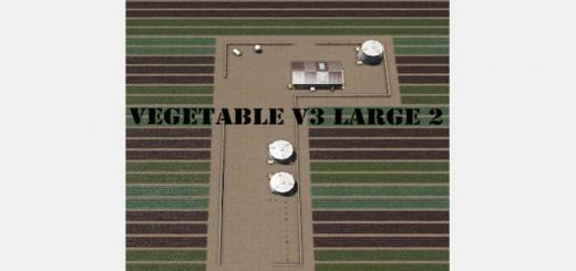 Photo of Cities Skylines – Vegetable V3 Large 2 [Industries]