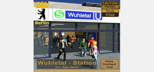 Photo of Cities Skylines – Wuhletal – Station