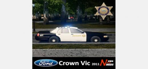 Photo of Cities Skylines – LASD 2011 Ford Crown Victoria