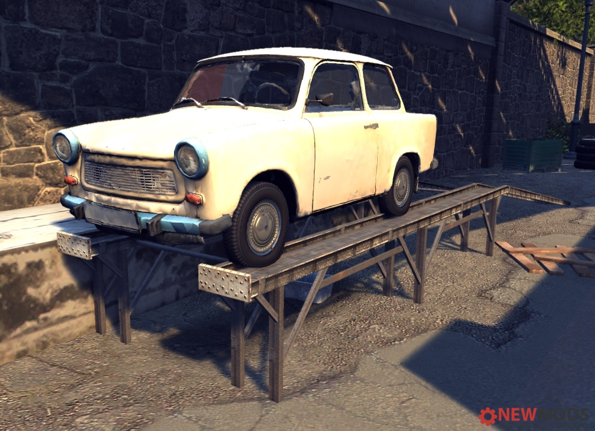 Photo of Mafia 2 – Trabant 601