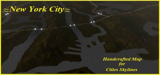 Photo of Cities Skylines – New York City Handcrafted