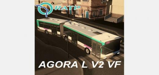 Photo of Cities Skylines – RATP Agora L V2 VF
