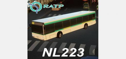 Photo of Cities Skylines – RATP NL223