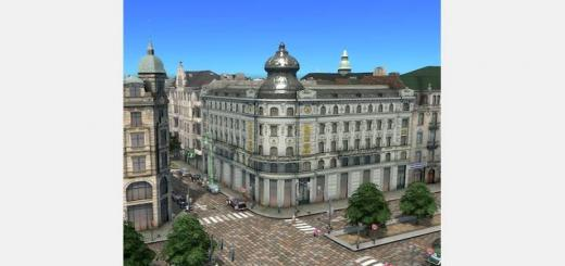 Photo of Cities Skylines – Commercial Building Brno