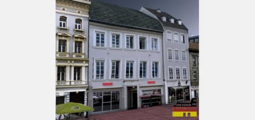 Photo of Cities Skylines – German Rowhouse 2 | Trier