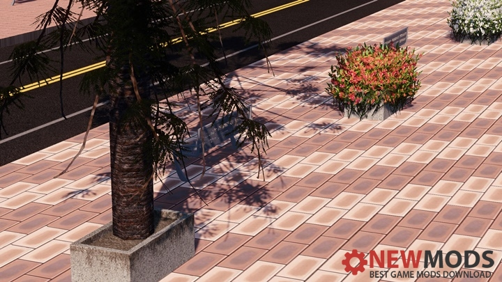 Photo of Cities Skylines – Korean Pavement Decal Pack