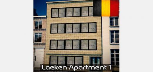 Photo of Cities Skylines – Laeken Apartment 1